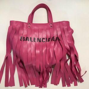 Balenciaga Laundry Caba Tote Bag
